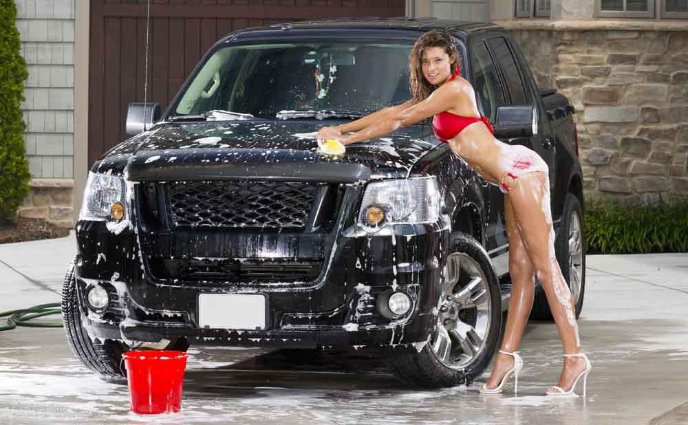 2万元洗次车,夸张吗?