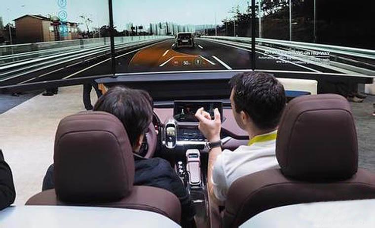 黑莓QNX加入混战 打造无人驾驶技术