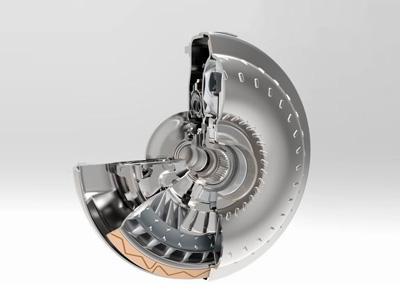 针对自动变速箱设计 舍弗勒成功开发iTC液力变矩器系统