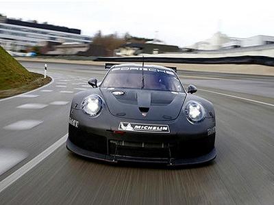 保时捷新一代顶级911赛车测试谍照曝光