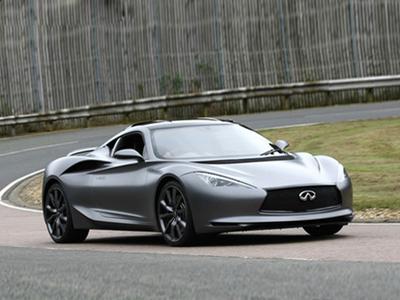 英菲尼迪纯电动车型 专为中国市场研发