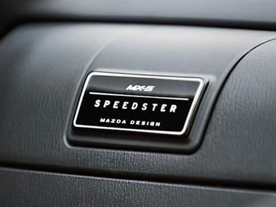 马自达MX-5推新款Speedster概念车