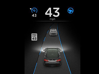 提升自动驾驶能力 特斯拉Autopilot 2.0增加传感器