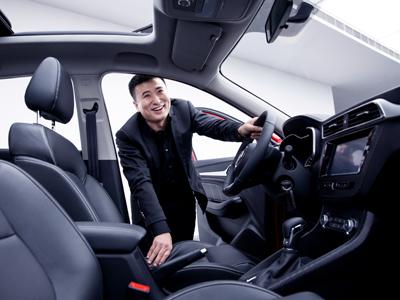 感·触年轻人标配的首台互联网SUV  名爵ZS内饰设计解析