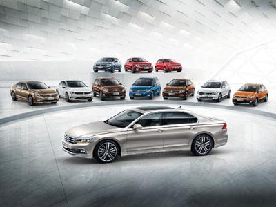 上汽大众成为中国唯一年销量突破200万的乘用车企业