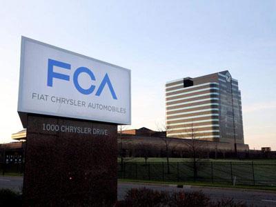 或面临46亿美元罚款 FCA被指操纵尾气排放