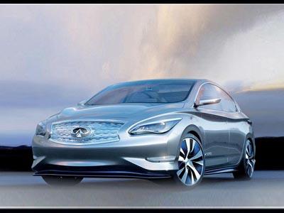 亚洲豪华车品牌欲开拓电动车市场