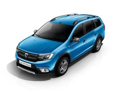 接地气的跨界风  Dacia Logan新车型官图