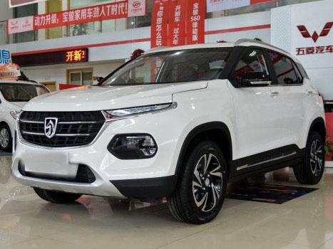 宝骏510将于2月20日上市  预售5.98万起