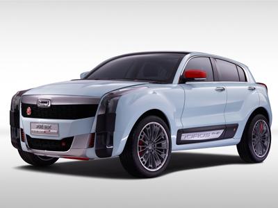 观致4新能源车设计赢得美国Green GOOD DESIGN 2017大奖