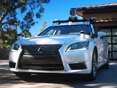 配两大辅助驾驶系统  丰田发布无人驾驶原型车