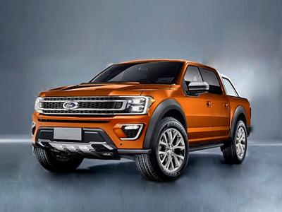福特Ranger将于2018年登陆中国市场