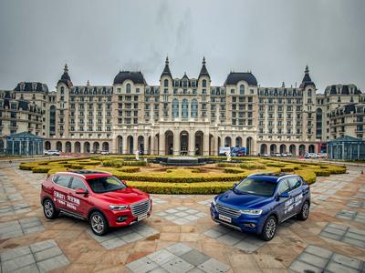 冠军荣耀 全新领航 新一代哈弗H6将于上海车展上市