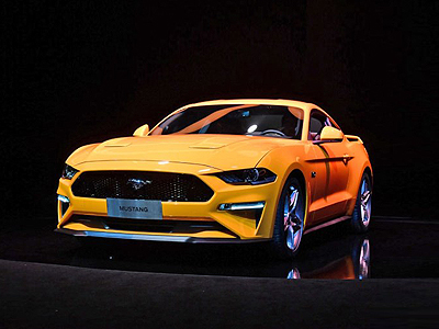 福特品牌之夜  新款翼搏/Mustang等5款新车首发