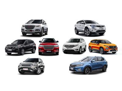 3月SUV:前十自主占八席  H6连续四年销冠