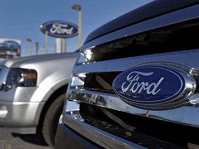 福特4月在华销量增长11%  锐界畅销