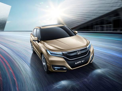 东风Honda UR-V   靠什么赢取精英们青睐?