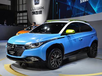 纳智捷推全新小型SUV  搭1.6THP发动机11月上市