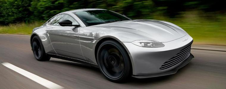 现实版007座驾  全新Vantage车型假想图