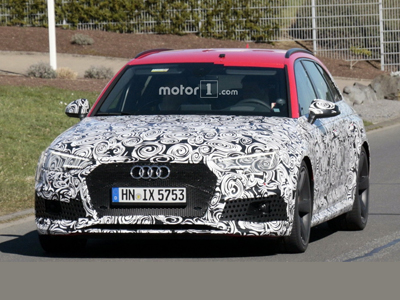 奥迪新RS 4 Avant/新R8 GT 9月12日亮相