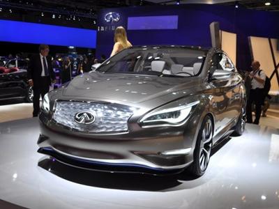 明年初亮相 英菲尼迪将推纯电动概念车