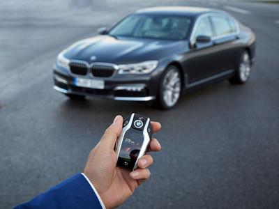 宝马研究手机APP启动汽车淘汰钥匙