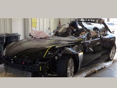 特斯拉驾驶系统对致死事故负部分责任