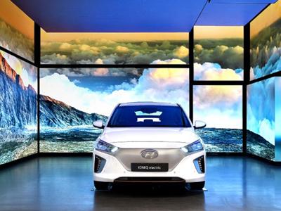 Hyundai Motorstudio  重新理解汽车的梦幻空间