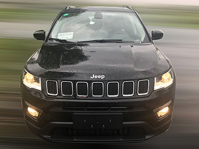1.4T/9AT  曝Jeep指南者新增车型谍照