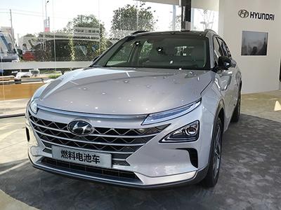续航800km  现代新氢燃料电池车国内首发
