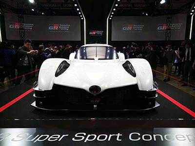 东京改装展:GR Supersport concept