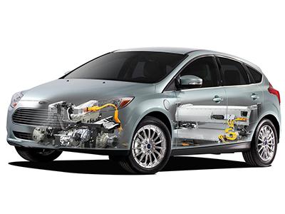 包含电动和混动 福特未来产品计划曝光