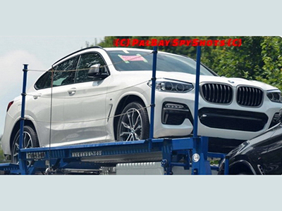 现款3月停产 新宝马X4或日内瓦车展发布