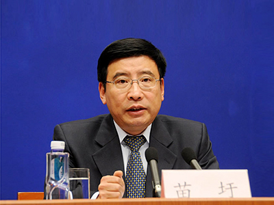 苗圩:新能源车未来会呈现高速增长态势