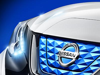 东风日产全新纯电动轿车预告图发布