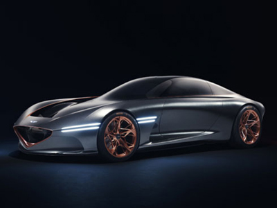 """概念车""""Essentia Concept""""在世界首次亮相"""