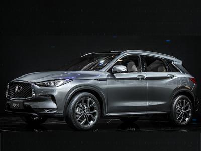 2018北京车展:全新英菲尼迪QX50完成中国首秀  预售起步价35万