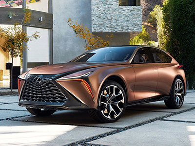 或为新能源车型 雷克萨斯注册LQ商标