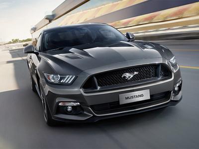 新款Mustang或将于5月底上市  细节略有提升