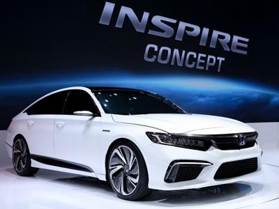 应时而生 激励不止 全新概念车INSPIRE Concept历史解读