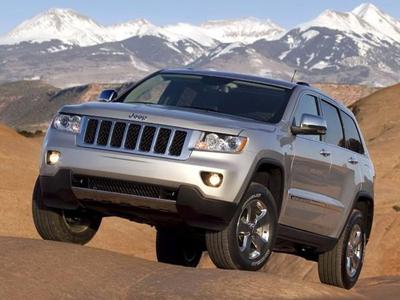 两万多进口Jeep大切诺基存隐患将被召回