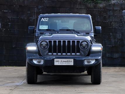 全新一代Jeep牧马人正式上市   42.99万起售