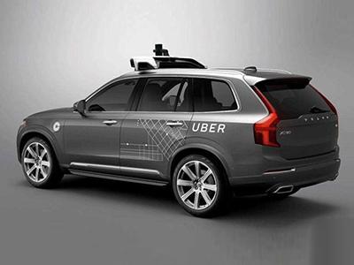 再投5亿美元 丰田联手Uber布局无人驾驶