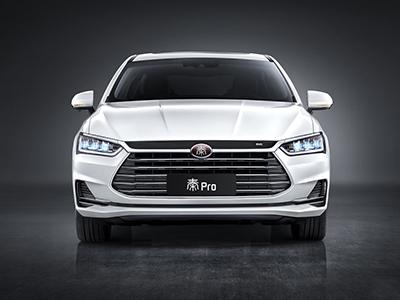 9月5日开启预售 秦Pro燃油版官图发布