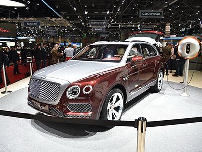 大力发展混动 宾利CEO谈汽车电气化未来