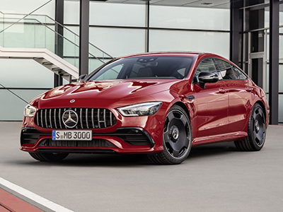 AMG GT 43 4MATIC+ 4-Door Coupe官图