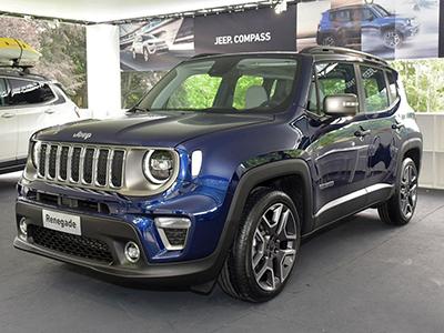 或2020年发布 Jeep将推出自由侠PHEV