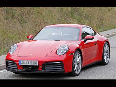 全新保时捷911预计11月27日全球首发