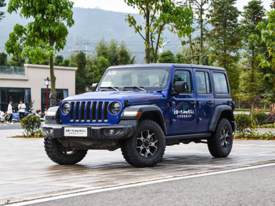 共涉35辆 部分Jeep新牧马人车型遭召回