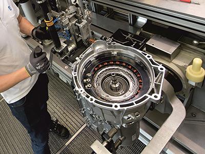 采埃孚投资8亿欧元推进电动变速箱生产